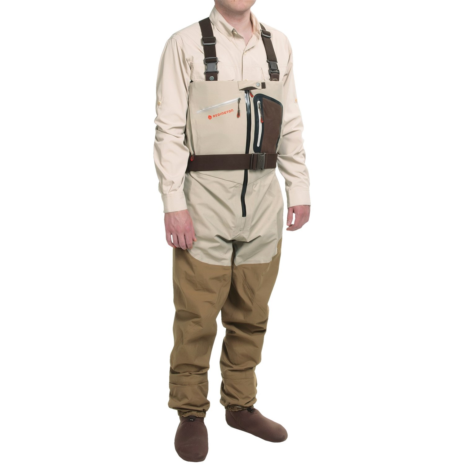 Redington sonicdry fly waders for men 142yx save 43 for Men s fishing waders