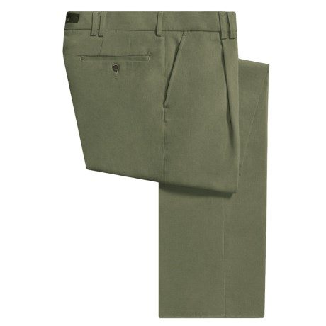 Barbour Cotton Twill Pants - Relaxed Fit (For Men)