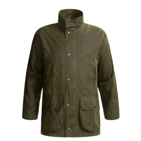 Barbour Berwick Jacket - Wax Cotton (For Men)