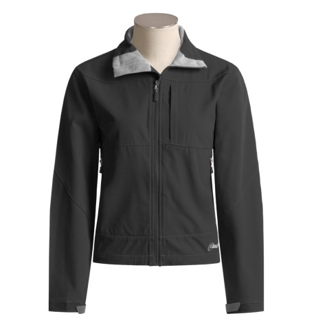 Cloudveil Switchback Schoeller® Jacket - Soft Shell (For Women)