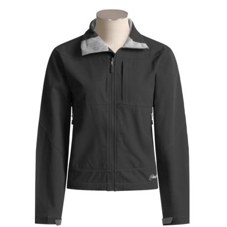 Cloudveil Switchback Schoeller® Jacket - Soft Shell (For Women)