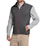 Ivanhoe of Sweden Assar Vest - Merino Wool, Full Zip (For Men)