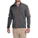 Ivanhoe of Sweden Assar Sweater- Merino Wool, Full Zip (For Men)