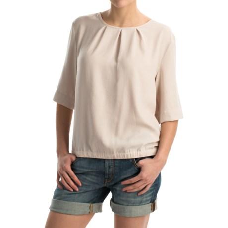 Peak Performance Lovis Blouse - Short Sleeve (For Women)
