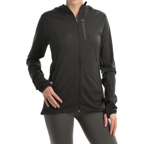 Peak Performance Silberhorn Wind Jacket (For Women)