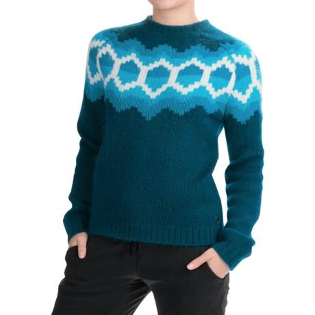 Peak Performance Sirri Sweater - Wool Blend (For Women)