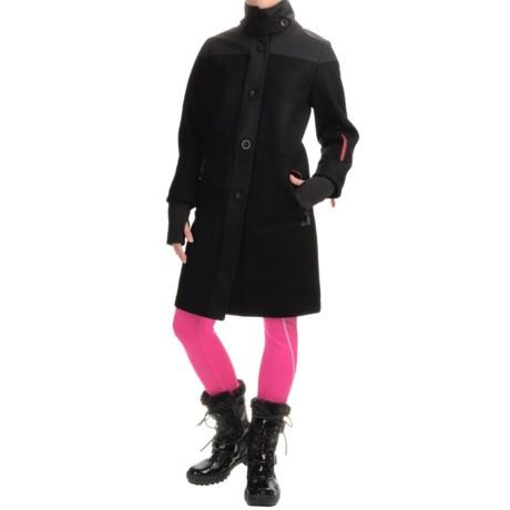 Peak Performance Ruth Jacket - Windproof, Wool Blend (For Women)