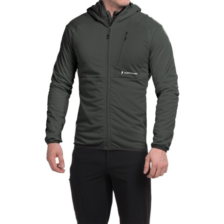 Peak Performance Slide Jacket - Waterproof, Insulated (For Men)