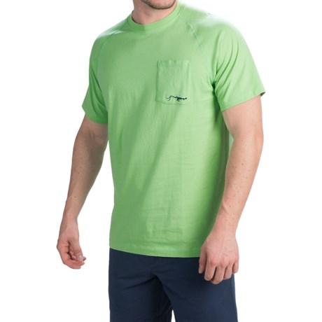 True Flies Gentleman's Pursuit Shirt - Short Sleeve (For Men)