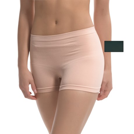 Marilyn Monroe Seamless Shaping Shorts - 2-Pack (For Women)