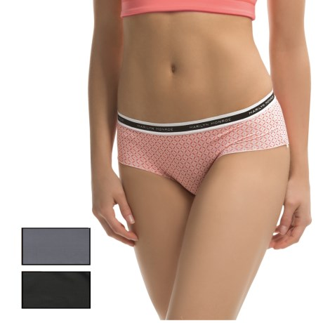 Marilyn Monroe Laser Small Band Panties - 3-Pack (For Women)
