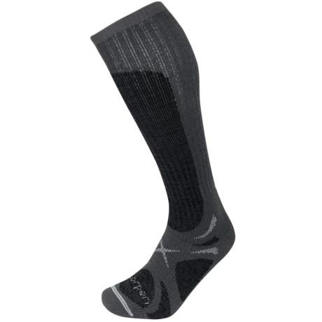 Lorpen T3 Heavy Trekker Socks - Over the Calf (For Men and Women)