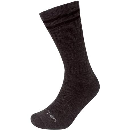 Lorpen T2 Merino Hunt Sock - Merino Wool, Crew (For Men and Women)