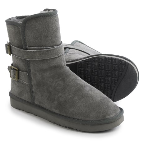 LAMO Footwear Tempest Boots - Suede (For Women)