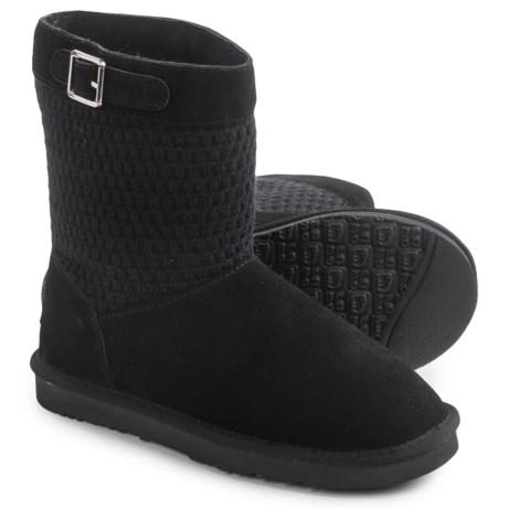 """LAMO Footwear Vesper Boots - 7"""", Suede (For Women)"""
