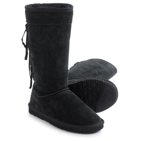 """LAMO Footwear Lookout Boots - 12"""", Suede (For Women)"""