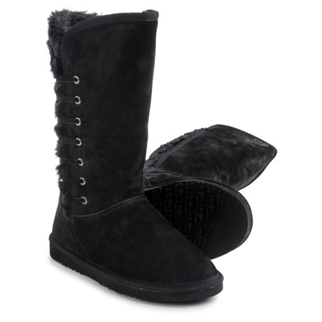 LAMO Footwear Robyn Snow Boots - Suede, Faux-Fur Lined (For Women)