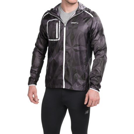 Craft Sportswear Focus Hood Jacket (For Men)