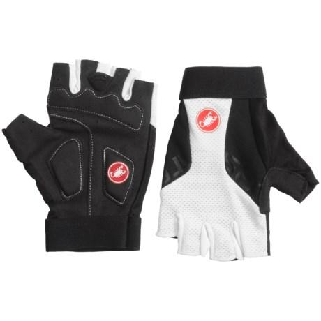 Castelli Presa Bike Gloves - Fingerless (For Men)