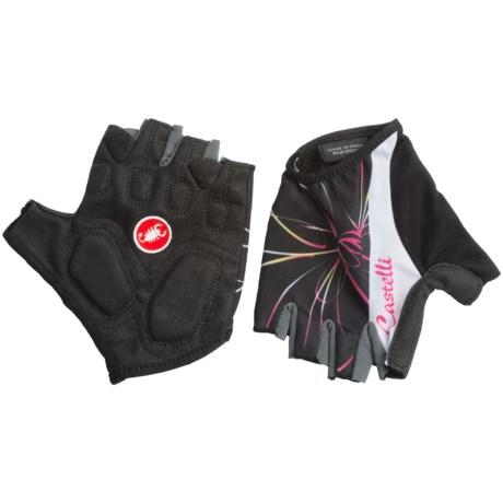 Castelli Dolce Bike Gloves - Fingerless (For Women)