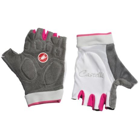 Castelli Perla Bike Gloves - Fingerless (For Women)