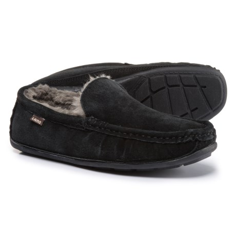 LAMO Footwear Boston Driving Moccasins - Suede (For Men)