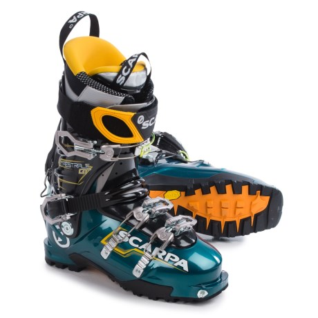 Scarpa Maestrale GT Alpine Touring Ski Boots - Dynafit Compatible (For Men)