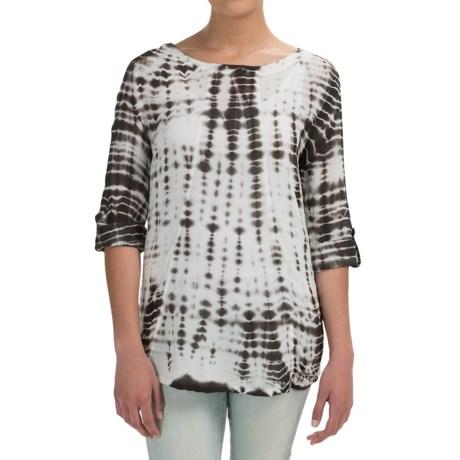 XCVI Abraham Shirt - Rayon, 3/4 Sleeve (For Women)