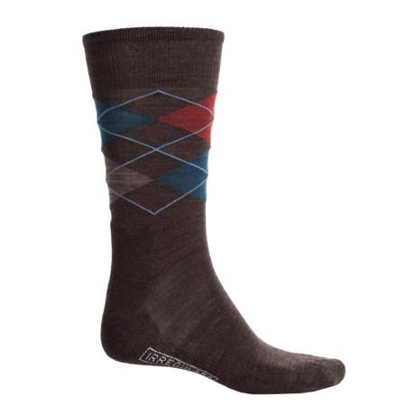 SmartWool Diamond Jim Socks - Merino Wool (For Men)