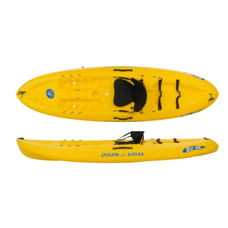 Ocean Kayak Big Yak Kayak - Sit-on-Top, 9'8""