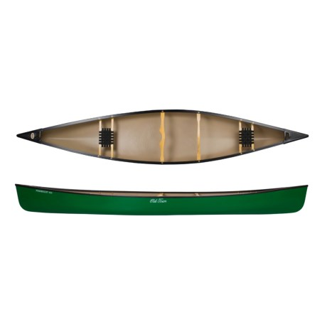 """Old Town Penobscot Expedition Canoe - 16'4"""""""