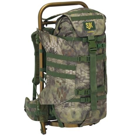 great pack - External Frame Hunting Backpack
