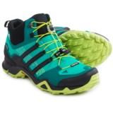 adidas outdoor Terrex Swift R Gore-Tex® Mid Hiking Shoes - Waterproof (For Women)