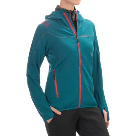 La Sportiva Avail Hoodie Jacket - Full Zip (For Women)