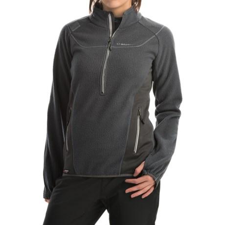 La Sportiva Stardust Pullover Jacket - Polartec® Thermal Pro®, Zip Neck (For Women)