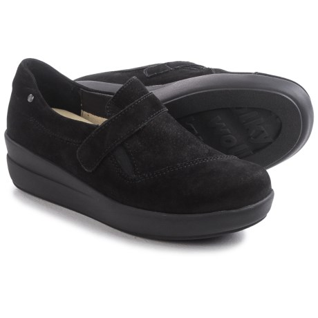 Wolky Cassini Shoes - Nubuck (For Women)