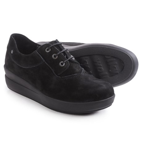 Wolky Lucida Sneakers - Leather (For Women)