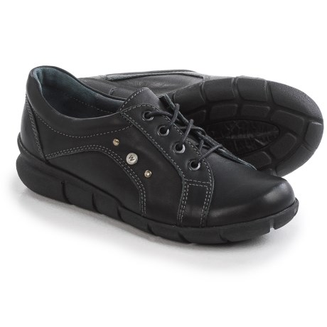 Wolky Niobe Leather Sneakers (For Women)