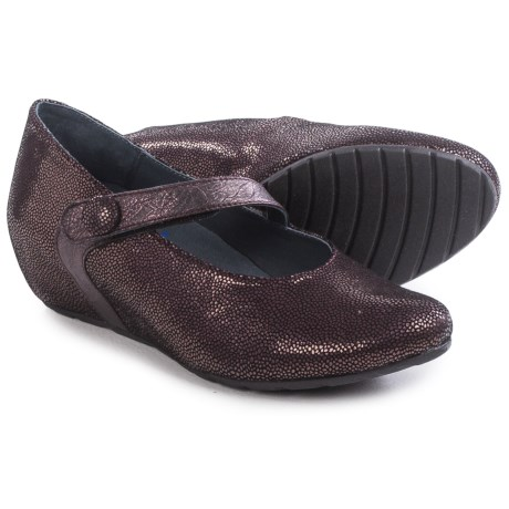Wolky Daphne Mary Jane Shoes - Leather (For Women)
