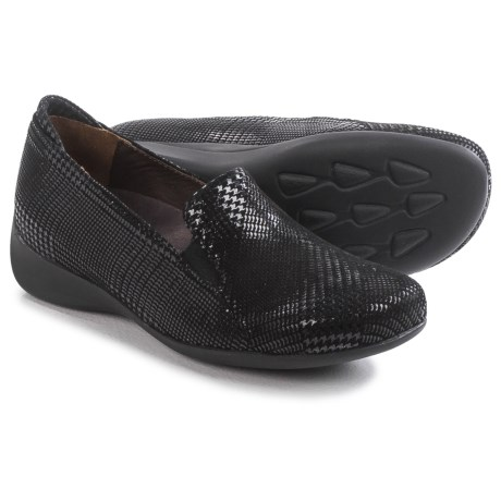 Wolky Perls Shoes - Leather, Slip-Ons (For Women)