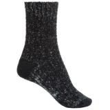 SmartWool Wrapped Cable Socks - Merino Wool, Crew (For Women)