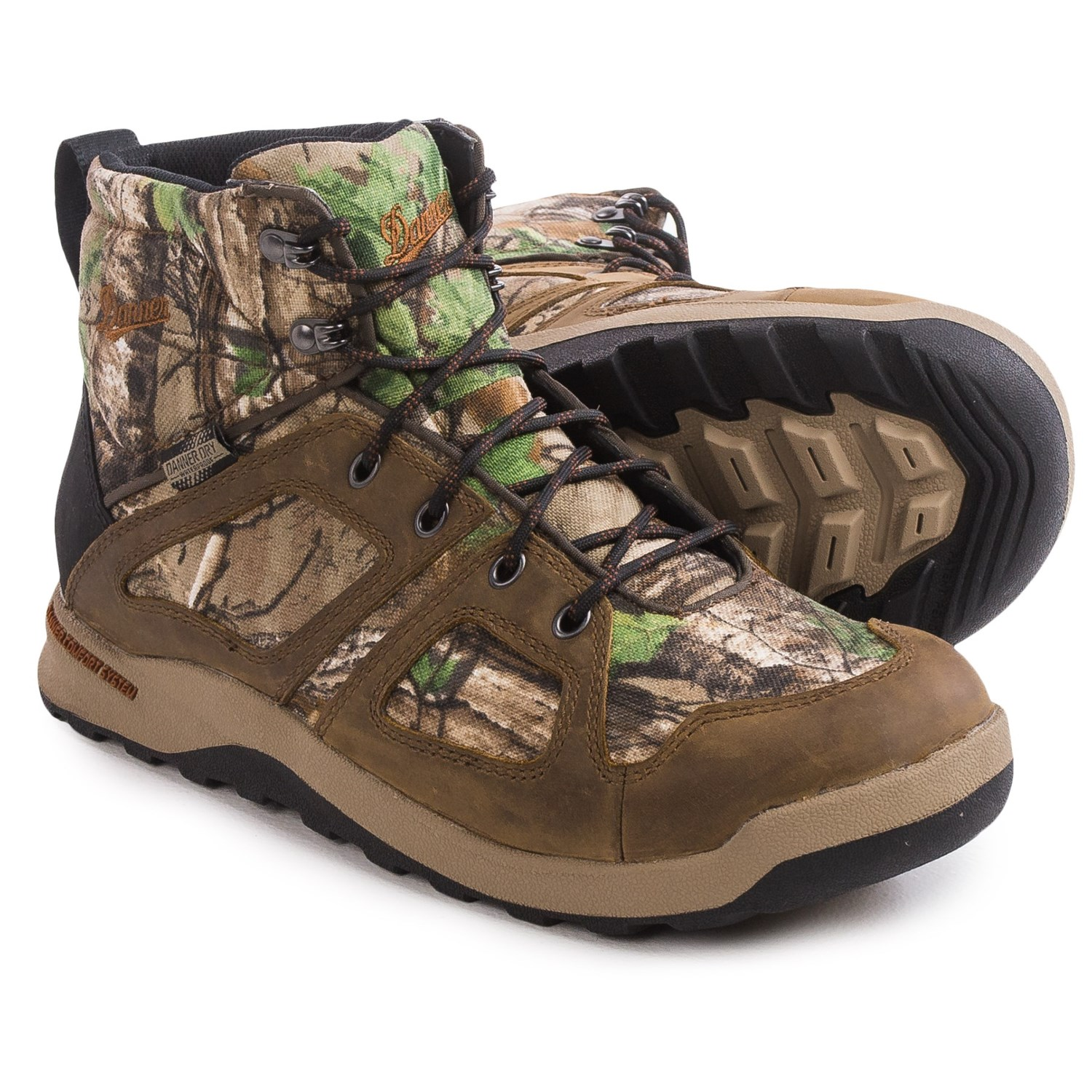 "Customer Reviews of Danner 6"" Steadfast Hunting Boots - Waterproof ..."