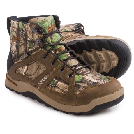 "Danner 6"" Steadfast Hunting Boots - Waterproof (For Men)"