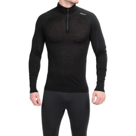 Bergans of Norway Soleie Base Layer Top - Merino Wool, Zip Neck, Long Sleeve (For Men)