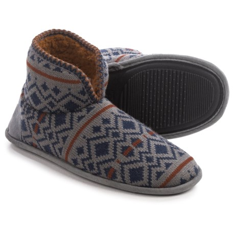 Muk Luks Mark Slippers (For Men)