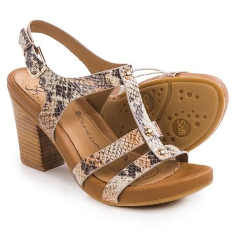 Sofft Deidra Sandals - Leather (For Women)