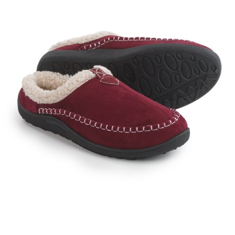 Northside Kestrel Slippers - Faux Suede (For Women)