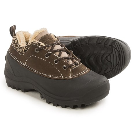 Northside Jaxon Thermolite® Snow Boots - Waterproof, Insulated, Suede (For Women)
