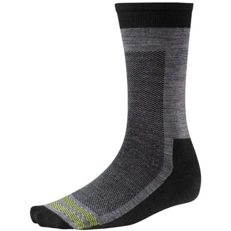 SmartWool Urban Hiker Socks - Merino Wool, Crew (For Men)