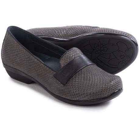 Dansko Oksana Shoes - Leather, Slip-Ons (For Women)